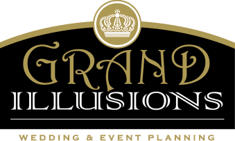 Logo - Grand Illusions Wedding & Event Planning